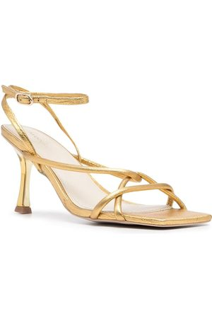 MANNING CARTELL Square-toe strapped sandals