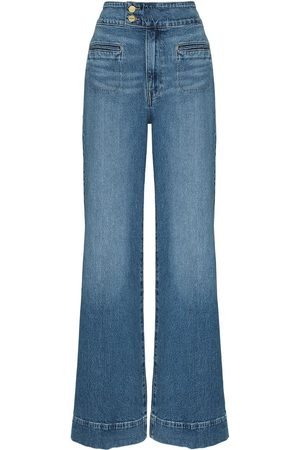 Frame Women Wide Leg - Le Hardy wide leg jeans