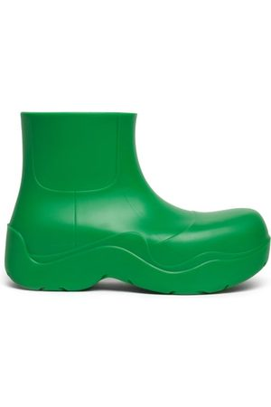Bottega Veneta Women Ankle Boots - The Puddle Biodegradable-rubber Ankle Boots - Womens