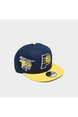New Era Indiana Pacers NBA City Series 9FIFTY Snapback Hat in /Navy