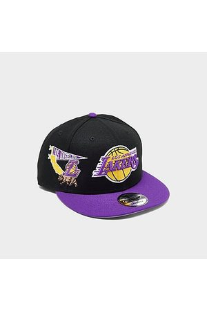 New Era Los Angeles Lakers NBA City Series 9FIFTY Snapback Hat in /