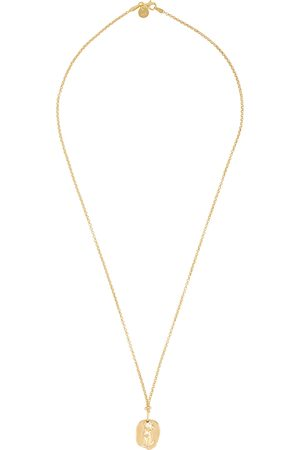 Daisy London Aphrodite 18kt -plated necklace