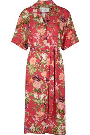 CARA CARA Hobbs printed shirt dress