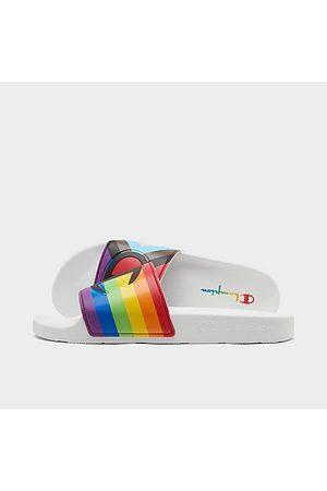 Champion IPO Pride Slide Sandals in / Size 8.0
