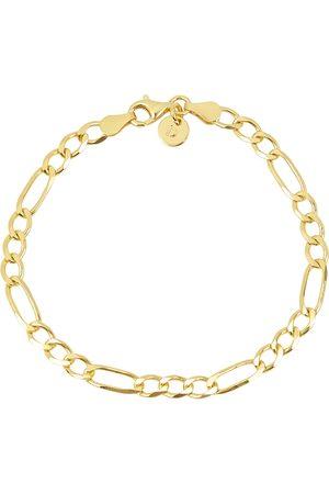 Daisy London X Estée Lalonde Figaro 18kt -plated bracelet