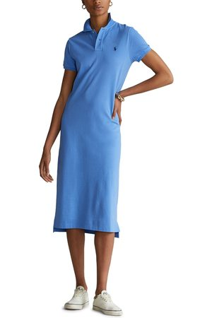 Polo Ralph Lauren Women Casual Dresses - Women's Cotton Polo Shirt Dress