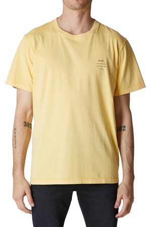 NEUW Men Short Sleeve - Men's Band Short Sleeve Logo Tee