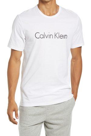 Calvin Klein Men's Men's Crewneck Logo Graphic Tee