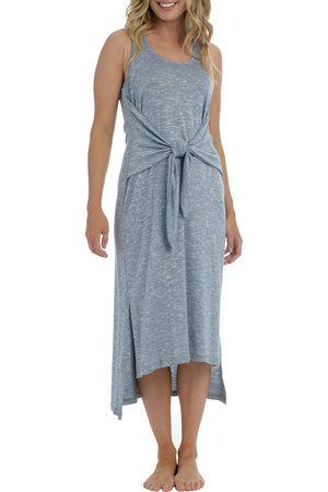 La Blanca Women's Beach Tie Front Cover-Up Dress