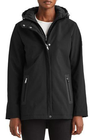 LAUREN RALPH LAUREN Women Rainwear - Women's Hooded Rain Jacket