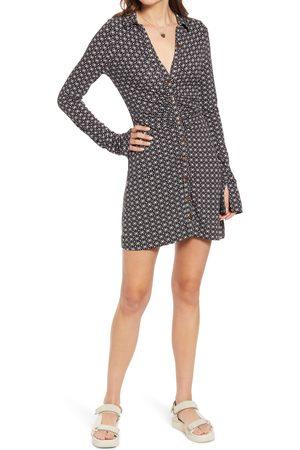 Free People Women's Shayla Long Sleeve Minidress