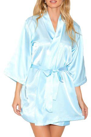 MansiCollections Women Bathrobes - Women's Satin Robe