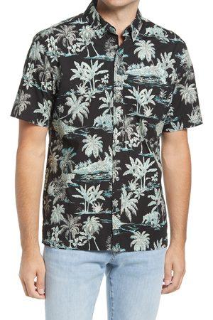 Tori Richard Men's Everglades Short Sleeve Button-Up Shirt