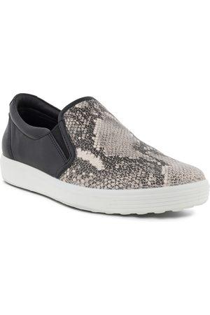 Ecco Women's Soft 7 Street Slip-On Sneaker