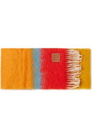 Loewe Men Scarves - Stripes Mohair Scarf
