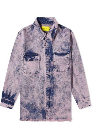 MARQUES'ALMEIDA Marques'Almeida Oversized Denim Shirt Jacket
