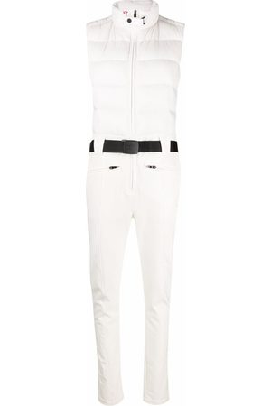 Perfect Moment Belted padded jumpsuit