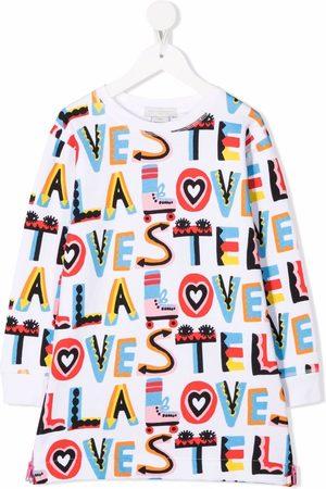 Stella McCartney Stella Loves fleece dress