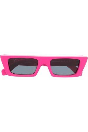 Off-White Sunglasses - Logo-print Marfa sunglasses