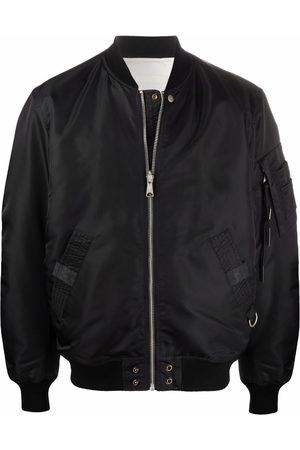 Diesel Reversible padded bomber jacket
