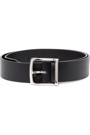 Philipp Plein Buckled leather belt