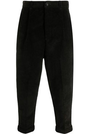 Ami Men Chinos - Carrot-fit cropped chinos