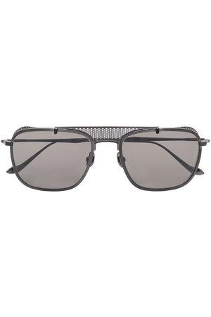 MATSUDA Men Aviators - M3110 mesh aviator-frame sunglasses