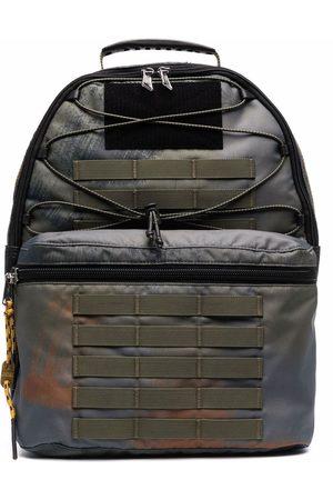 Diesel Men Rucksacks - Military-detail backpack