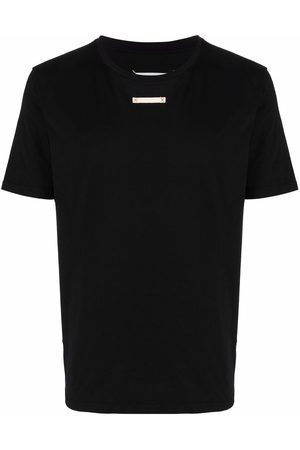 Maison Margiela Patch-detail short-sleeve T-shirt