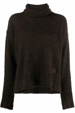 MM6 MAISON MARGIELA Roll-neck knitted jumper