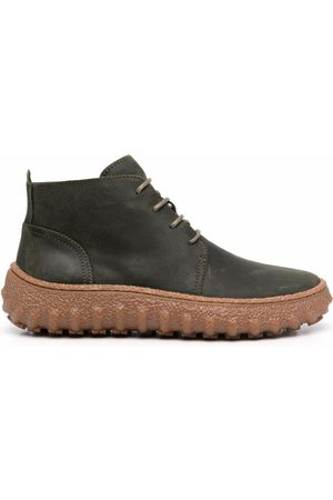 Camper Men Lace-up Boots - Ground lace-up boots