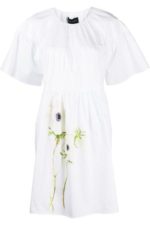 Cynthia Rowley Poppy cotton swing dress