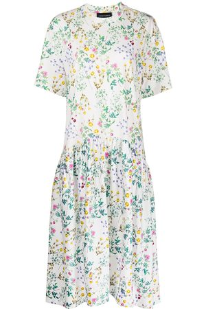 Cynthia Rowley Valery cotton T-shirt dress