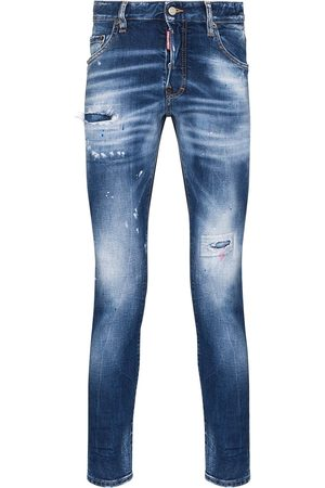 Dsquared2 Men Slim - Skater distressed jeans