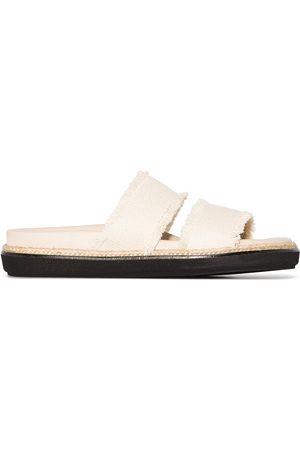 Castaner Zuzi slip-on sandals - Neutrals