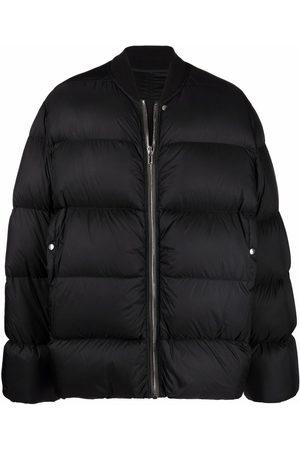 Rick Owens Men Puffer Jackets - Padded flight jacket