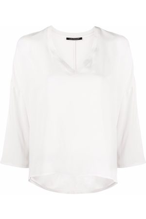 Luisa Cerano V-neck T-shirt