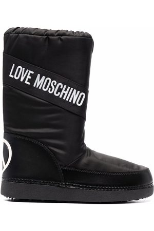 Love Moschino Women Snow Boots - Peace & Love snow boots