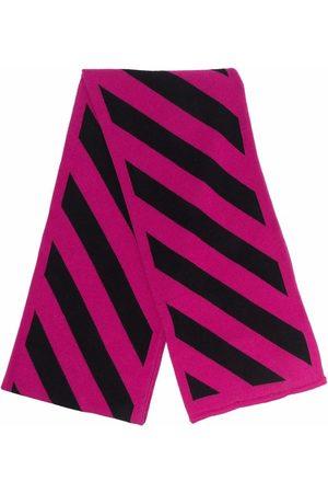 OFF-WHITE Diag-print Arrows scarf