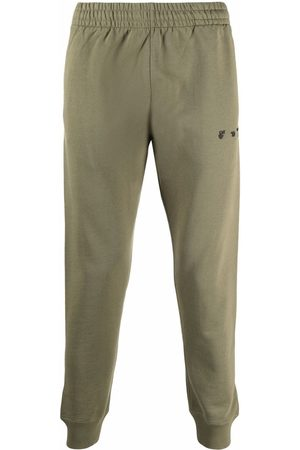 OFF-WHITE Men Sweatpants - Hands Off logo track pants