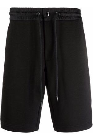 Moncler Men Sports Shorts - Logo-trim track shorts