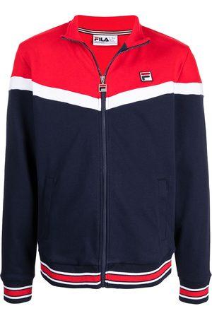Fila Colour-block track jacket