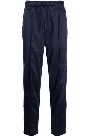 Fila Tapered jersey track pants