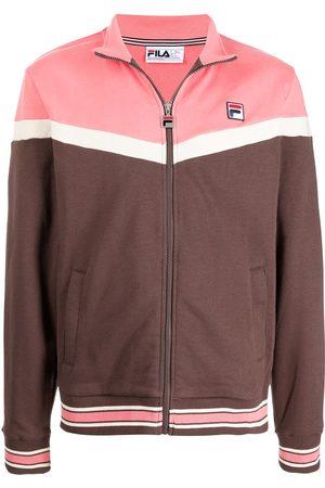 Fila Colour-block track jacket - Multicolour
