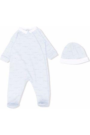 Givenchy Kids Loungewear - Logo-print two-piece set