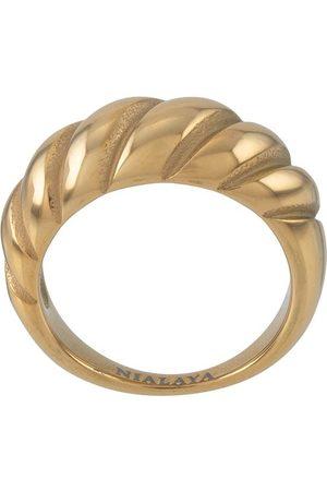 Nialaya Jewelry Croissant ring