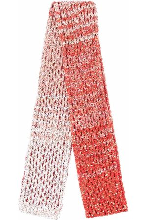Missoni Sequin-embellished woven scarf