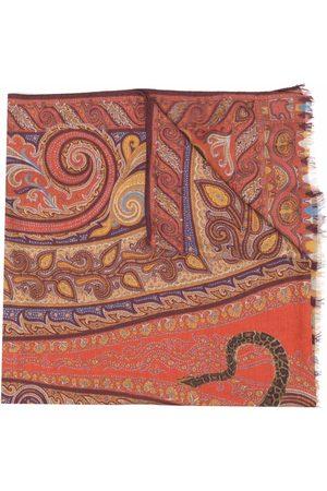 Etro Paisley-print scarf