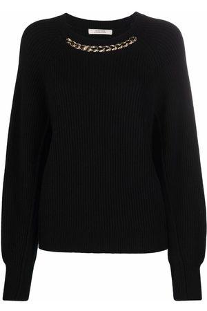Dorothee Schumacher Women Sweaters - Modern Statements chain jumper