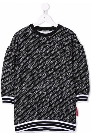 Givenchy Kids Logo-print casual dress